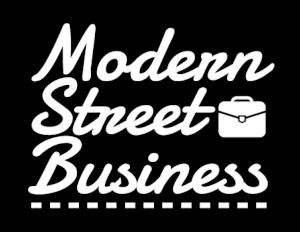 ModernStreetBusinessロゴ